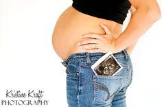 Cute ultrasound pic idea