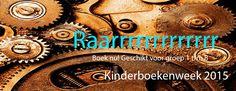 Kinderboekenweek 2015 raar maar waar.  NATUUR WETENSCHAP EN TECHNIEK