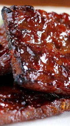 Homemade Bak Kwa (BBQ Pork Jerky)