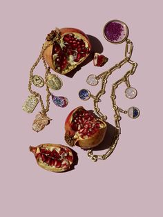 Wild Harvest - Claudia's Jewelry Box-Wmag