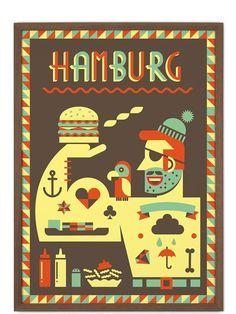 Geschenke fur hamburg liebhaber