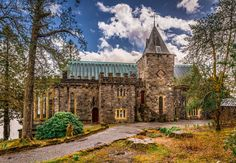 St Conan's Kirk, Argyle