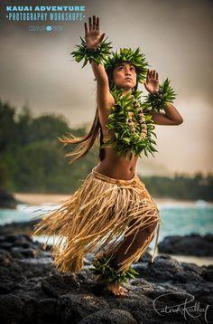 Dancing to the beat of the Ocean at Lumahai, Kauai- Taken on the Hawaiian Cultural Heritage Workshop www.kauaiphotoworkshops.com
