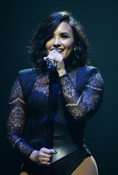 Demi Lovato I'm obsessed with her smile!