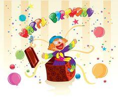 Mensajes y frases de cumpleaños feliz ☺ para amigos o familiares. Tarjetas, felicitaciones e imágenes de cumpleaños.