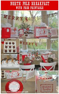 Best Pic north pole breakfast with free printable for elf on the shelf arrival Tips north pole breakfast with free printable for elf on the shelf arrival , # Elf On The Self, The Elf, Christmas Activities, Christmas Traditions, North Pole Breakfast, Holiday Fun, Holiday Decor, Holiday Style, Holiday Treats