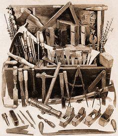 Shipwright's chest.
