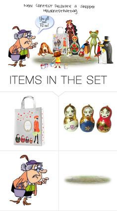 """Decorate a shopper. New Contest......"" by no-where-girl ❤ liked on Polyvore featuring art"