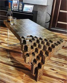 For his man cave :)