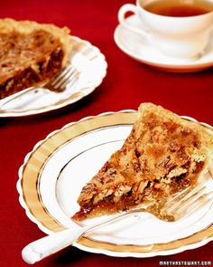 Chocolate-Pecan Pie - Martha Stewart Recipes