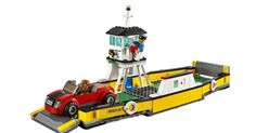 LEGO City Ferry Another great set from Lego Building a Lego City? Get thisLEGO City Ferry at Amazon today and save $10 off! This is also a great for the kids this Christmas! LEGO City Ferry $19.19 (Reg. $29.99) Ships Free with Amazon Prime (Try a FREE Membership) Features a Ferry with gates that can be raised and lowered and a space above the deck for the captain to pilot the boat Accessory elements include a car a mug phone and 2 fire extinguishers Includes 2 minifigures: a businessperson…