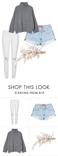 """""""008"""" by luzruth ❤ liked on Polyvore featuring River Island"""