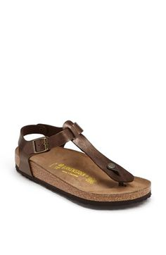 Birkenstock 'Kairo' Birko-Flor™ Sandal (Women) available at #Nordstrom