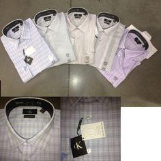 Calvin Klein men's l/s non iron button front shirts http://www.tradeguide24.com/4025___Calvin_Klein_men__s_l_s_non_iron_button_front_shirts_24pcs.__CK_LS_24___#calvinklein #fashion #stocklot #wholesale