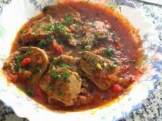 Cocinando con Rosita: LENGUA CON SALSA DE TOMATE