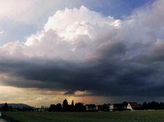 01.06.2015 - Gewitter + Mesozyklone @ Graz Nord (STMK)