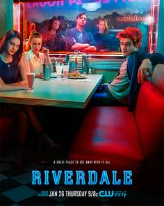 Welcome to #Riverdale , a great place to get away with it all. The series premiere is January 26 on The CW!