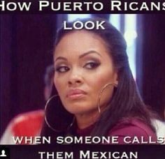 :) I know I'm only 1/4 Puerto Rican but I still think this is true:-)