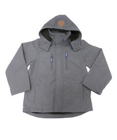 Boys Alloy Soft Shell Jacket - zulily