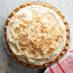 The Path to Perfect Cream Pie? Hint: It's in the Name