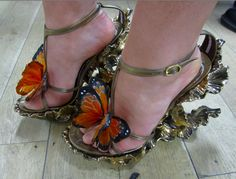 I can't wear heels, but these are pretty fricken awesome