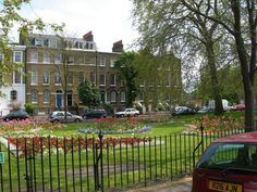 Addington Square in Camberwell South East London England