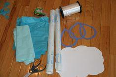 cloud craft materials