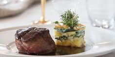 Dory, Fine Dining, Steak, Cheesecake, Good Food, Food And Drink, Favorite Recipes, Desserts, Restaurants