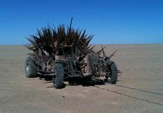 mad max fury road | Fury Road production pics.