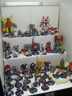 G1 Cybertrons (Fight! Super Robot Lifeform Transformers)
