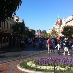 Live from Main Street
