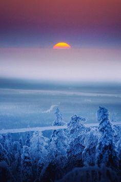Levi, Finnish Lapland