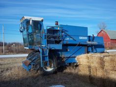 Ford combines - Page 2 - The Combine Forum