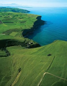 - don't say a word - amazingly green Spain! Coastal Pastures of Cantabria, Northern Spain travel Places To Travel, Places To See, Wonderful Places, Beautiful Places, Places Around The World, Around The Worlds, Magic Places, Voyage Europe, Spain And Portugal