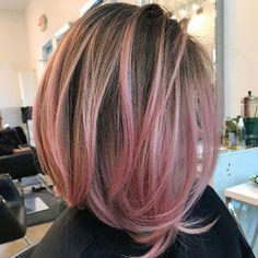 Deep pink shade by Melannie Millan