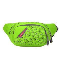 65e829167f7a4 Waterproof Men Women Gym Bag Nylon Sport Accessory Small Travel Belt Bag  XJ505