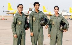 "IAF women pilots Flying Cadet Avani Chaturvedi, along with flying cadets Bhawana Kanth and Mohana Singh, are on the threshold of entering history books in the country by being the first three women cadets to be cleared for flying fighter aircraft. ""It doesn't feel very special just as yet. Our main focus is to undergo training and live up to the expectations of our instructors and excel in all examinations,'' says Flying Cadet Bhawana Kanth."