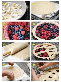 How to craft the perfect pie!