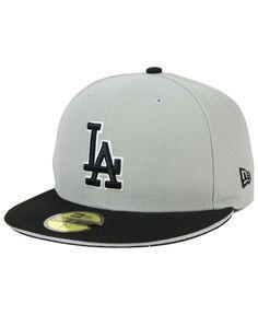 New Era Los Angeles Dodgers 2-Tone Split 59FIFTY Cap
