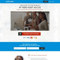 Hire freelance Design A Landing Page Like No Other by Webwooter