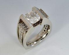Alex Gulko: Custom engagement & wedding rings, custom jewelry-Ann Arbor, MI