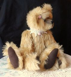 18 inch 'Caroline'  by Sheila Schuchert of SS by ssSugarBears, $215.00