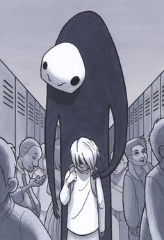 """""""Imaginary Friend"""" by Chelsea Stebar"""