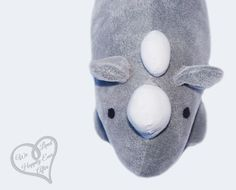 We Lived Happily Ever After: DIY Stuffed Animal Rhino Tutorial and Pattern