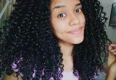 Hello, boa noite  #curlyhair