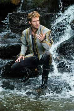 "Chris Pine--""Agony."" The best part of Into the Woods"