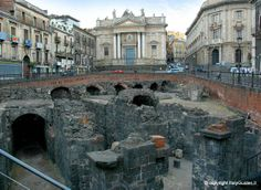 Stop five on our upcoming cruise - Catania, Sicily