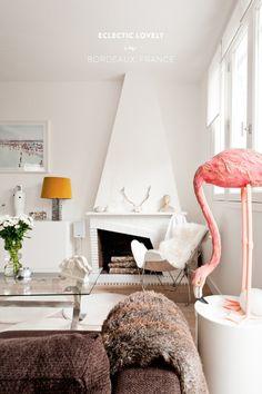 Bordeaux Home by Julien Fernandez | Style Me Pretty