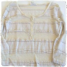 RALPH LAUREN DENIM AND SUPPLY CREAM LACE HENLEY – The Stuff we Love Perfect Jeans, Denim And Supply, Ralph Lauren, Cream, Lace, Sweaters, Jackets, Stuff To Buy, Shirts