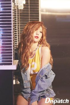 HyunA ☼ Pinterest policies respected.( *`ω´) If you don't like what you see❤, please be kind and just move along. ❇☽